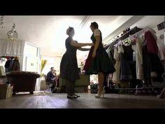 Lena Hoschek, Fashion Designer, Graz-Vienna-Berlin.  I LOVE LOVE LOVE Hoschek.  She is BRILLIANT!!!