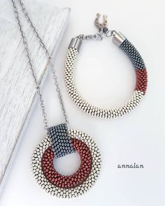 ✔ Jewelry Making DIY Charms – Jewelry Making – Jewelry Bead Jewellery, Bead Earrings, Charm Jewelry, Jewelery, Beaded Necklace, Beaded Bracelets, Unique Jewelry, Bead Crochet Patterns, Bead Crochet Rope