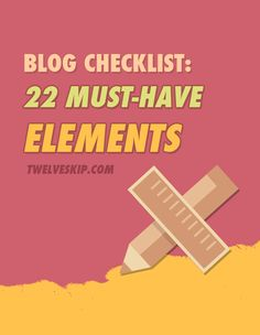 22 Must-Have Element