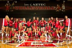 This weeks Team Tuesday goes to the women of San Diego State University! #sandiegostateuniversity #teamtuesday #allvolleyball