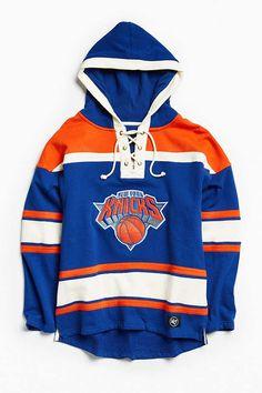 eb5f681d5433 Slide View  1   47 Brand New York Knicks Lacer Hoodie Sweatshirt New York.
