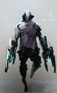 CYPULCHRE — crassetination: Cyberpunk 73