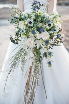 The Cascading Bouquet