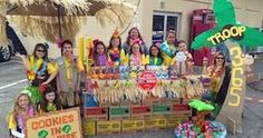 When it comes to Girl Scout Cookie booths, we all know that plain is BORING!     Blinged out cookie booths can attract new customers and in...