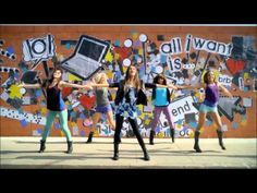 All I Want Is Everything - Victoria Justice (Official Music Video)