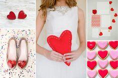 Herzig. :-) Einstimmung zum Valentinstag.
