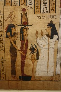 Egyptian Book of the Dead - Ancient History Encyclopedia