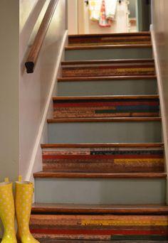 Beautiful Basement Stair Stringers