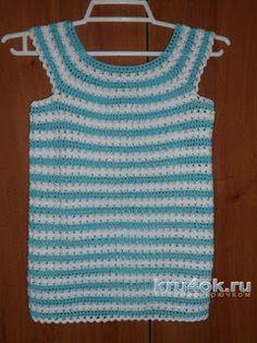Crochet Patterns: vintage crochet baby dress pattern| free |crochet ...
