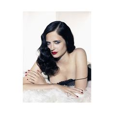 Eva Green, Witchy Woman | Culture | Vanity Fair ❤ liked on Polyvore featuring eva green, people, models, pictures and backgrounds