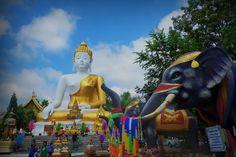 Phrathat Doi Kham Temple - http://mychiangmaitour.com/phrathat_doi_kham_temple/?http://mychiangmaitour.com/