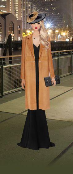Red Leather, Leather Jacket, Covet Fashion, Fashion Ideas, Duster Coat, Doll, Jackets, Image, Feminine
