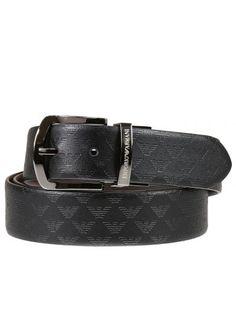 EMPORIO ARMANI Belts Belts Man Emporio Armani. #emporioarmani #belts