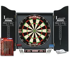 Buy Winmau Lakeside World Championship Set at Argos.co.uk, visit Argos.co.uk to shop online for Dartboards and dart cabinets, Darts, Sports, Sports and leisure
