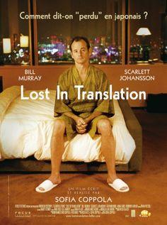 Affiche du film Lost in Translation