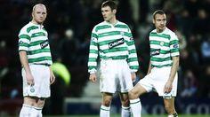 A lifetime of Celtic FC: 125 pics for 125 years | Three greats: John Hartson, Chris Sutton and Henrik Larsson. | Galleries | Sport | STV