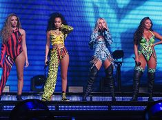 Image about fashion in Little Mix by WomanLikeLittleMix Little Mix Outfits, Little Mix Style, Stage Outfits, Kpop Outfits, Cute Outfits, Little Mix Jessie, Litte Mix, Perrie Edwards, Girl Bands