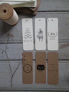 Gift Tags - Antique Home