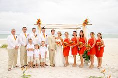 Beach brides: Bury vases in the sand so it looks as if your flowers are growing there, says Michael George of Michael George Flowers in New York City.Photo Credit: Life's Highlights