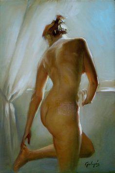 Laszlo Gulyas, 1960 | Tutt'Art@ | Pittura * Scultura * Poesia * Musica |