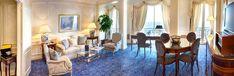 Book a luxury suite in Monte-Carlo (French Riviera) | Hotel de Paris
