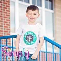 ~For my  nephews...Scar Starbucks Coffee Shirt