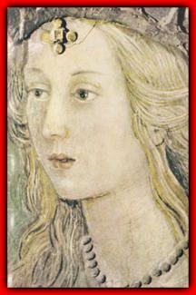 Detail, Disputation of St Catherine by Pinturicchio
