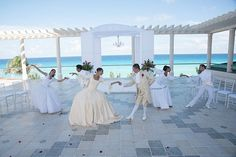 A Film-inspired Wedding at Sandos Cancun Luxury Resort in Cancun, Mexico: Are you a fan of the 1980s Academy Award-winning film Dangerous Liaisons? Well, this is the wedding package of your dreams: The Dangerous Liaisons wedding package will whisk you and your friends and family away to an 18th century French royal court. Among the hits are enjoying a magical string quartet, a ballet decked out with authentic costumes, and regal lounge areas personalized to your specifications with a menu…