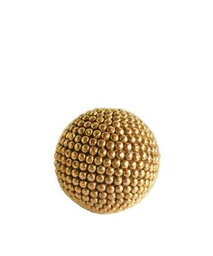 brass stud ball
