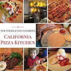California Pizza Kitchen Cherry Hill Family Restaurant Review