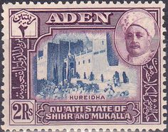Postage Stamps Aden Qu'aiti State Shihr and Mukalla 1940 SG 9 Fine Mint Scott Buy Stamps, Commonwealth, Stamp Collecting, Postage Stamps, Middle East, Vintage World Maps, Coins, British, Collections