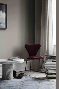 Emma Fisher for Fritz Hansen - via Coco Lapine Design blog