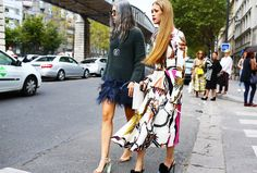 street style girls to watch