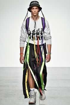 LFWM: Bobby Abley Spring/Summer 2018 Collection