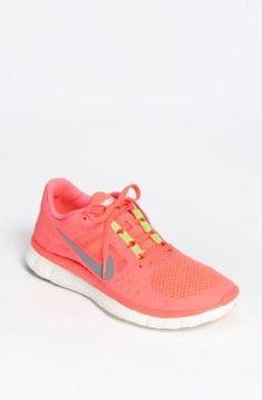 Amazon.com: Nike Lady Free Run+ V3 Running Shoes: Shoes