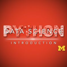 Introduction to Data Science in Python from University of Michigan. This course…