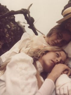 billowy:  Picnic at Hanging Rock