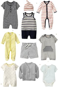 Gap baby boy. I have developed a serious love of all their baby clothes. I'm going to need more money. :)