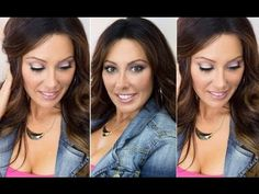 MakeupGeek Colorful Spring/Summer Makeup! - YouTube