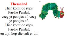liedje aanleren: rups pardie pardaf