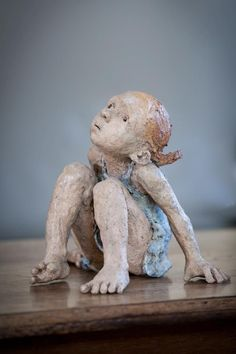 Jurga Sculpteur A wonderful link to a site where you can see how she makes her sculptures :-)