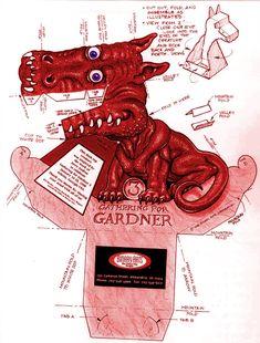 O dragão que te segue - Assuntos Criativos
