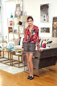 Olivia Palermo Brings Her Fashion Sense to Home Design