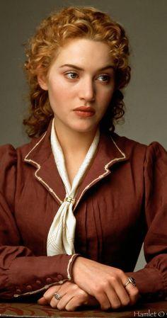 Kate Winslet in Hamlet – Hair Beautiful Celebrities, Beautiful Actresses, Most Beautiful Women, Beautiful People, Poses, Titanic Kate Winslet, Image Film, Titanic Movie, Mary Elizabeth Winstead