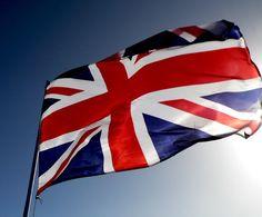 Union Jack Flag of Great Britain/The United Kingdom Menu 1200 Calories, 1200 Calories Par Jour, Las Mejores Webs, Union Flags, Rule Britannia, Saint George, Union Jack, Great Britain, About Uk