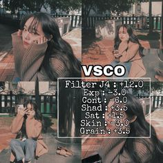 Vsco Photography, Photography Filters, Photography Editing, Beauty Photography, Vsco Filter Grunge, Vsco Gratis, Vsco Effects, Vsco Themes, Photo Editing Vsco