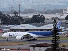 LAN Cargo B777 freighter