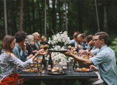 10 tables estivales pour nous inspirer