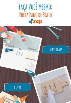 """Que tal organizar suas bijuterias de forma simples e gastando pouco? No """"Faça Você Mesmo"""" de hoje você vai aprender a fazer um porta-joias super estiloso usando materiais que são fáceis de encontrar, como uma lata e uma toalha de rosto. Assista ao vídeo completo no canal do #ZAP e #FaçaVocêMesmo"""