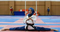 Congratulations to Kübra Dağlı! She won the gold medal at the 10th World Taekwondo Championships held in Peru.